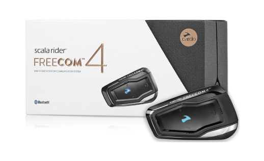 Freecom 4 unboxing